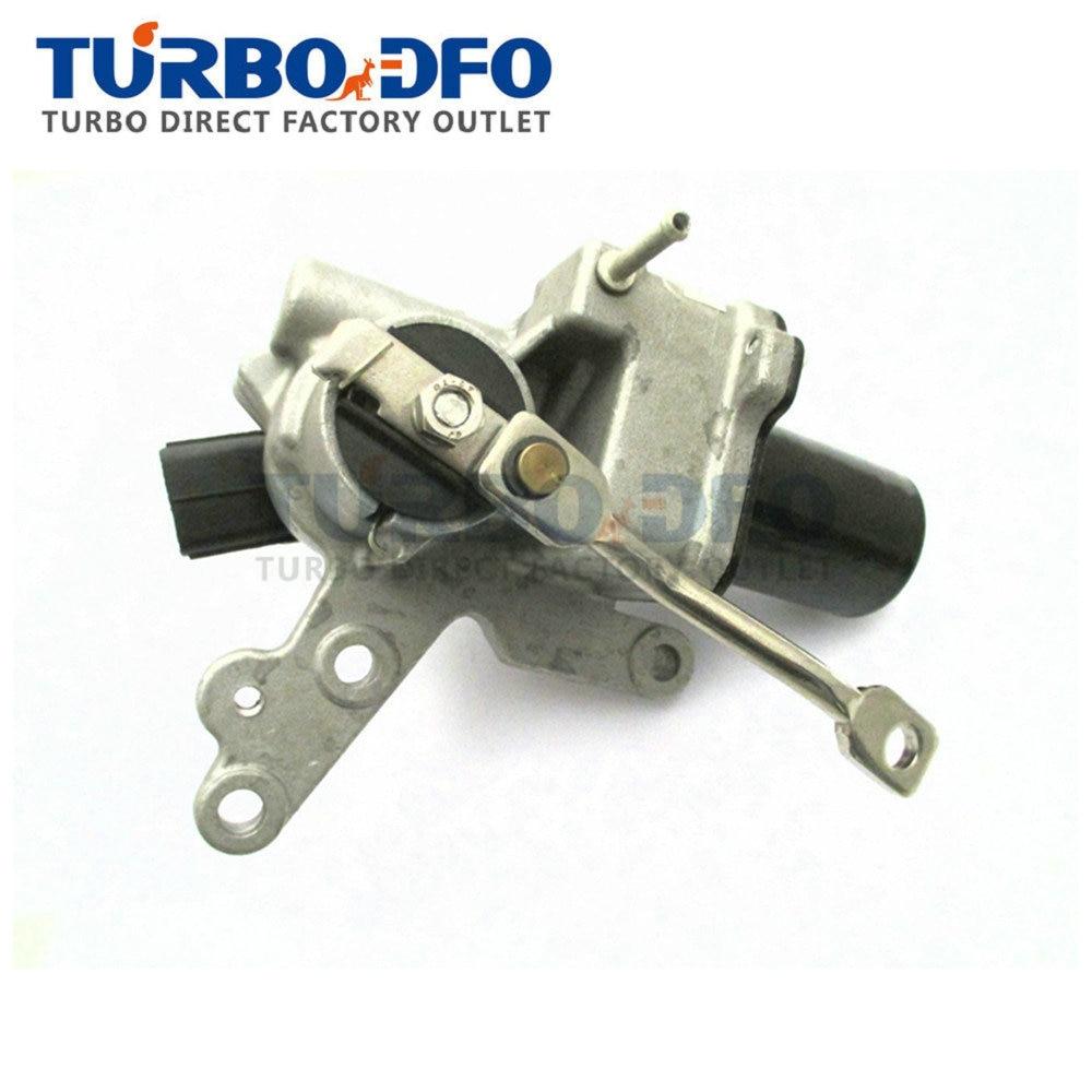 RHV4 Turbine Vide Actionneur Turbo 1720851011 NOUVEAU Turbolader Électronique Actionneur pour Toyota Landcruiser V8 D 261HP-1720851010