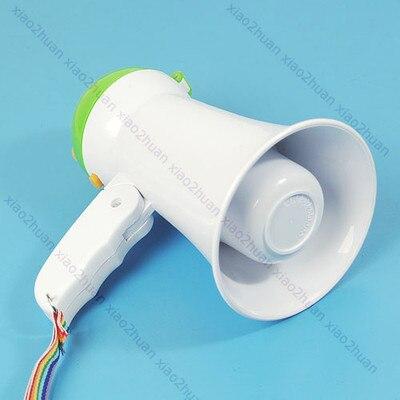 1 pc Mini De Poche Mégaphone Mégaphone Haut-Parleur Amplificateur