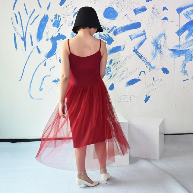 Online Shop LANMREM 2018 Hot Fashion Pure Cotton Lace Split Joint ... aa68dd49c542