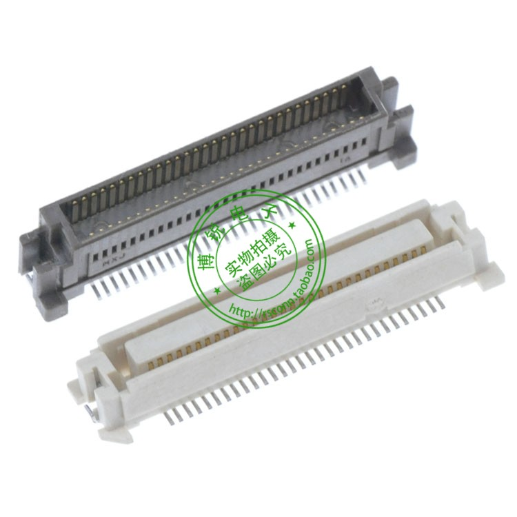Authentic MOLEX board to board <font><b>connector</b></font> spacing 0.635MM <font><b>60PIN</b></font> package together high 8MM image