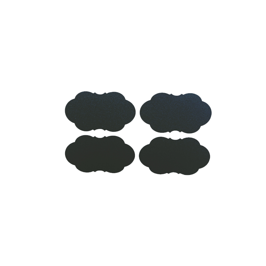 pegajoso pacote etiqueta lugares colar etiqueta preta