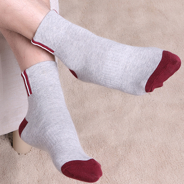 HSS New Brand Basic Cotton Men Socks EU39-45(US7-11) Hollow Breathable Winter Socks High Quality sock for men Calcetines Hombre Socks