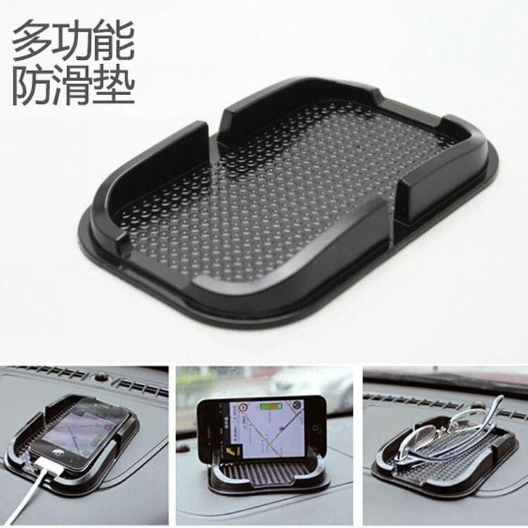Universal Auto Car Dashboard Part Anti-Slip Sticky Mat Pad Key Phone PDA Holder