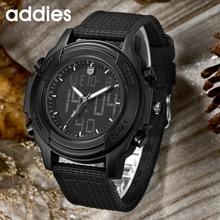 Relojes deportivos de marca lujo para hombre, reloj militar Digital 30 m, pulsera electrónicos casuales venta