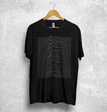 купить Unknown Pleasures T Shirt Top Joy Division English Rock Transmission The Cure New Fashion for Men T-Shirt Sleeve Top Tee по цене 849.31 рублей