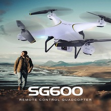RC Drone WIFI HD camera drone SG600 2.4G FPV Headless with 2MP Camera RC Helicopter Fixed altitude quadcopter