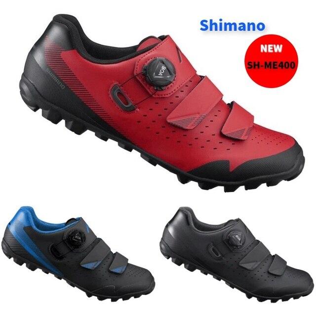 59789e6a136 New Shimano SH-ME4(ME400) MTB Enduro Shoes SH ME4 MTB Lock shoes ME4  cycling shoes