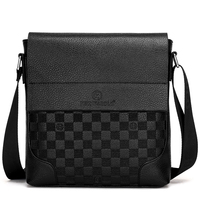 Business Man S Small Messenger Bags Men S Crossbody Bags Small Brand Man Satchels Men S