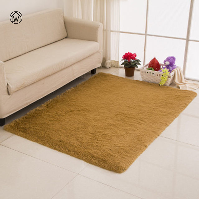 Large Modern Plush Rugs Bedroom Carpets Persian Luxury Whole Soft Moquette Silk Thick Carpet
