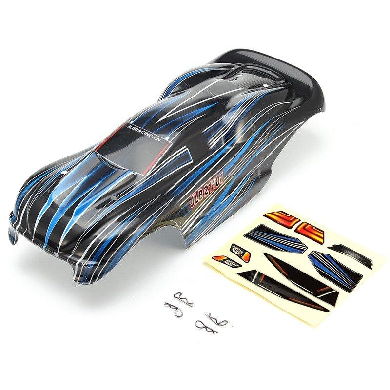 JLB Racing CHEETAH 1/10 Brushless RC Car Car Shell EB1006 For 21101