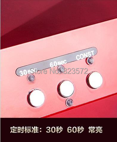 Gratis verzending LED-30 lange levensduur diamant CCFL / LED LAMP. 36 - Nagel kunst - Foto 2