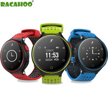 RACAHOO Smart Watch On Wrist Smartwatch Heart Rate Bluetooth Blood Pressure Sleep Monitor Fitness Tracker For Android IOS xiaomi