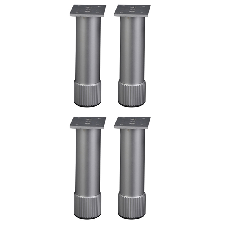 Adjustable Kitchen Cabinet Legs: 4Pcs Cabinet Legs Adjustable Support Furniture Legs