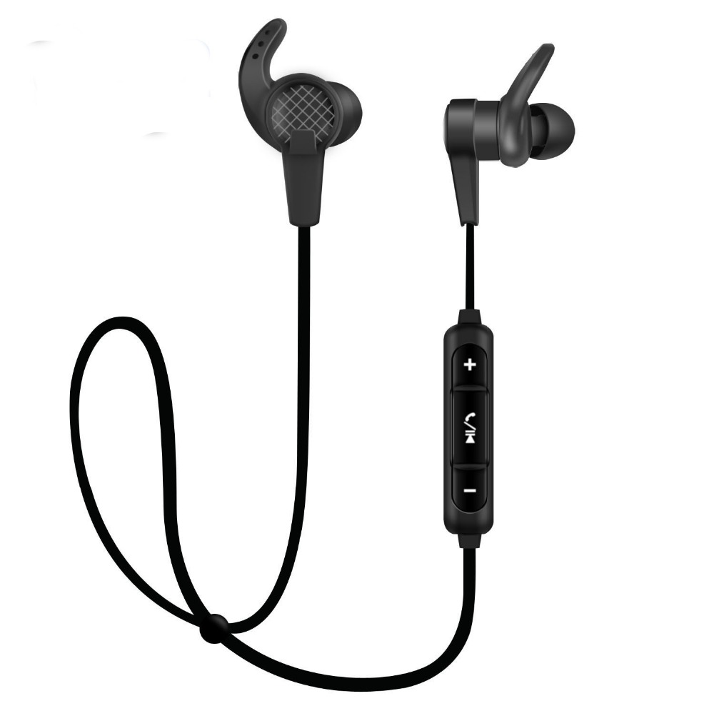 PTM B1 Earphone Bluetooth 4.2 Headset Wireless Headphone with Microphone Running Earbuds For Earpods Airpods