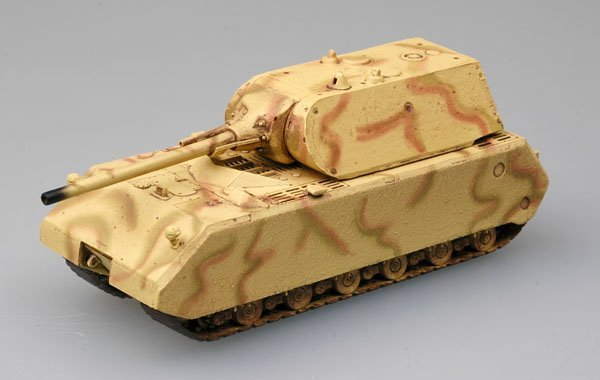 EASY MODEL 1/72 36205 mouse Tank-German Army