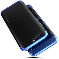 For Huawei Honor 9 Case 360 Full Protection 3in1 Aluminum Metal PC Hard Hybrid Slim Back