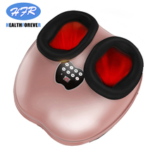 HFR-8862-SS HealthForever Cheap Feet air pressure machine walmart Care Electric Roller Foot Massage as seen on tv wholesale healthy electric full body massager tapping massage chair therapy machine as seen on tv 2016 free shipping