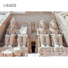 Laeacco Stone Carving Statue Pillar Backdrop Photography Backgrounds Customized Photographic Backdrops For Photo Studio