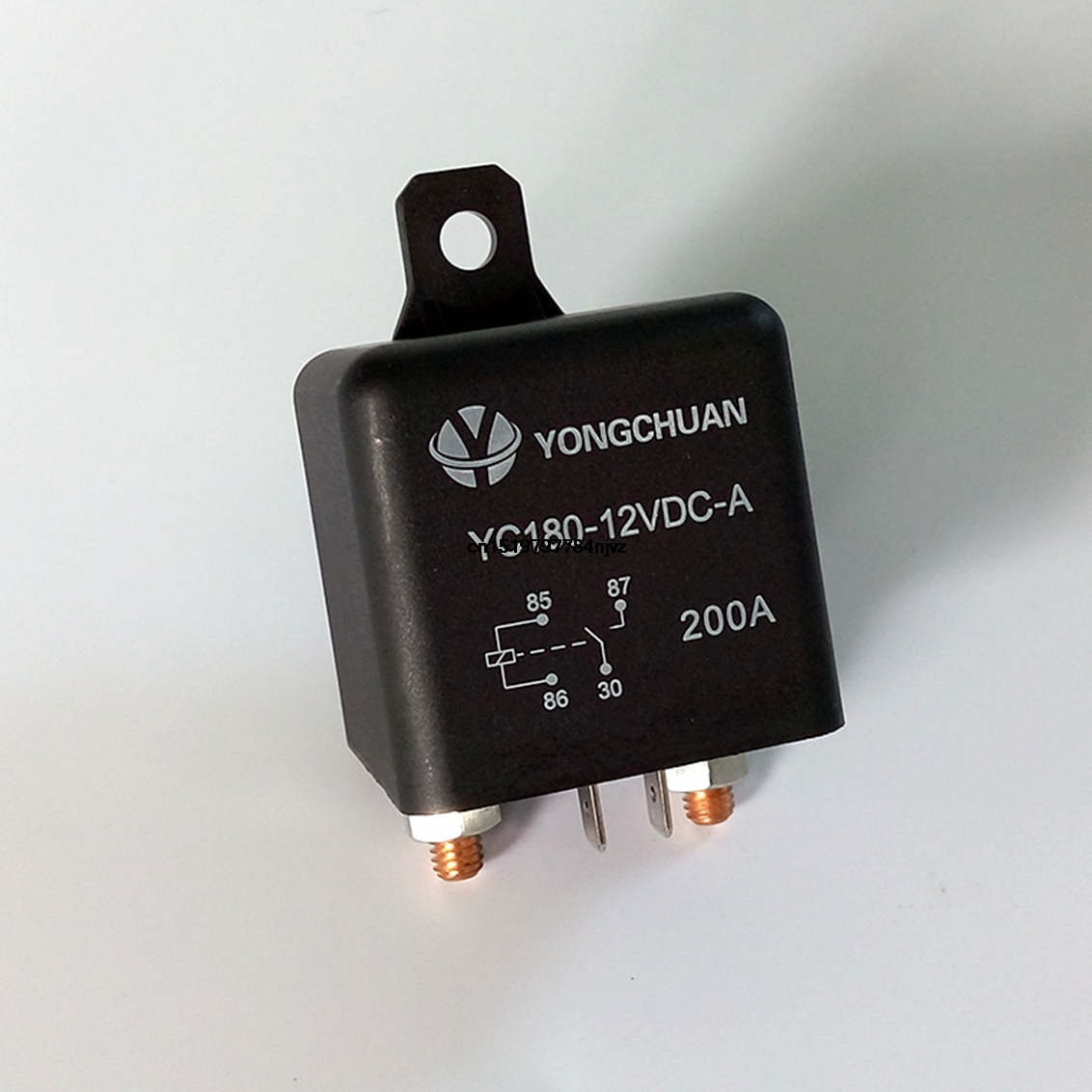 цена на Car Truck Motor Automotive high current relay 12V 200A 2.4W Continuous type Automotive relay car relays YC180-12VDC-A 1PCS