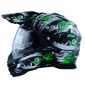 new arrival casco capacetes Personalized helmet THH motocross off-road motorcycle helmets multi-function helmet with dual lens