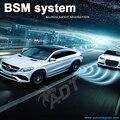 2017 Новейший Автомобиль BSM/BLIS (Blind Spot Information System) для Toyota Rav 2015 Апреля нет необходимости сверлить бампер или сделать любое отверстие