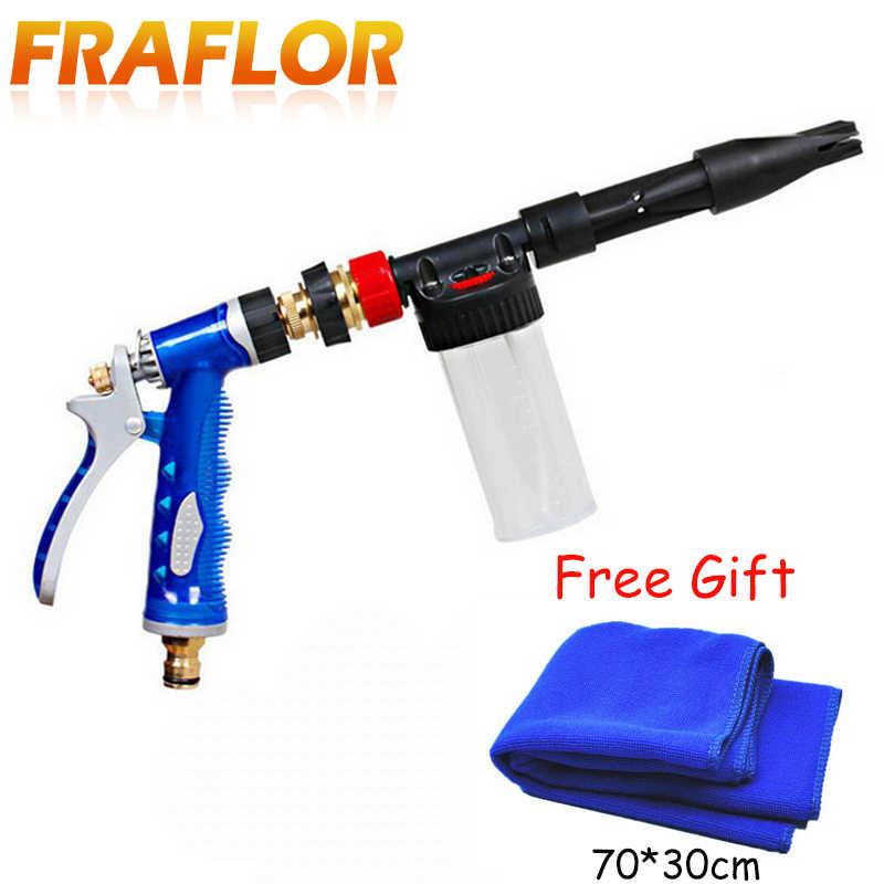 Pistola de espuma de nieve para lavadora a presi/ón X AUTOHAUX