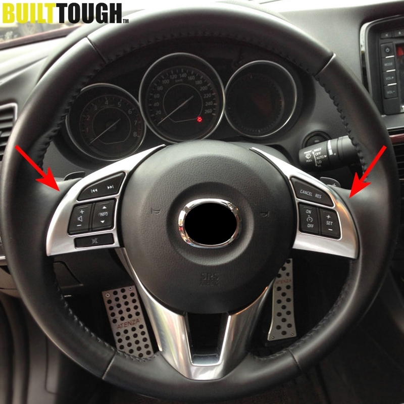 2014 Mazda Cx 5 Interior: Accessories FIT FOR MAZDA CX 5 CX5 2013 2016 CHROME