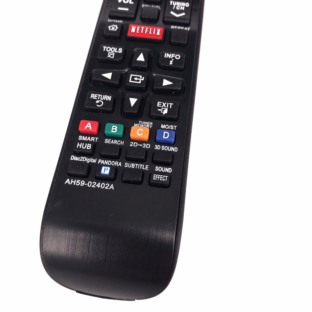 NEW Replacement AH59 02402A For Samsung Home Theater BD TV Remote control HTE4500ZA HTE5500WZA Fernbedienung in Remote Controls from Consumer Electronics