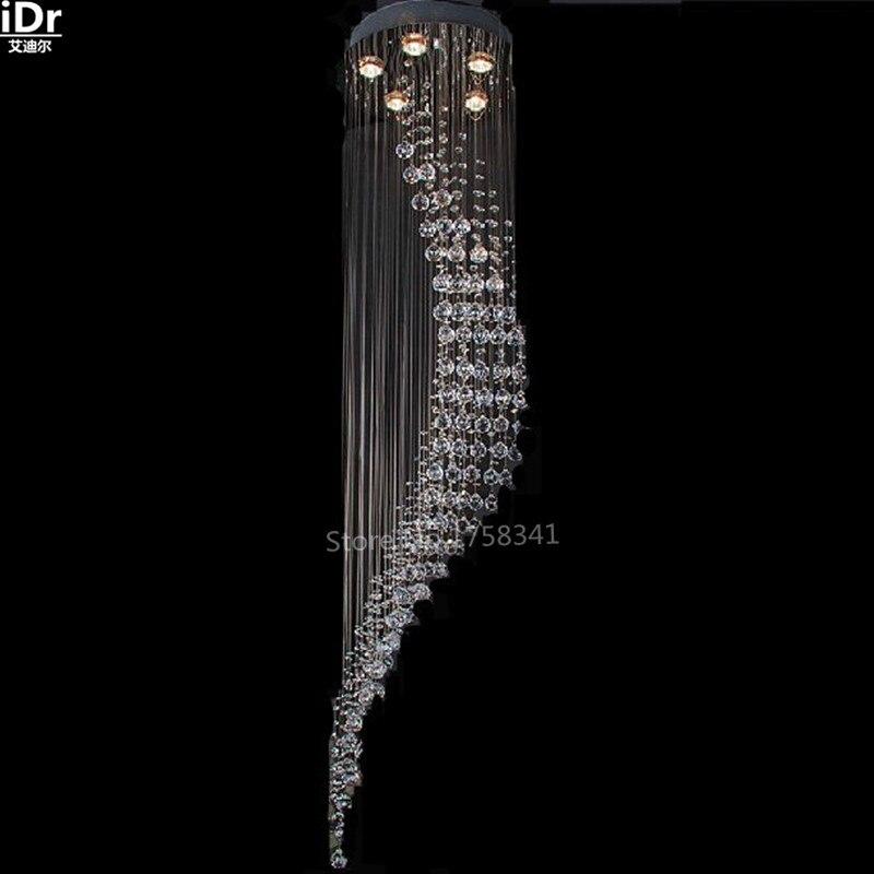 Online kaufen großhandel modernes design kristall kronleuchter aus ...