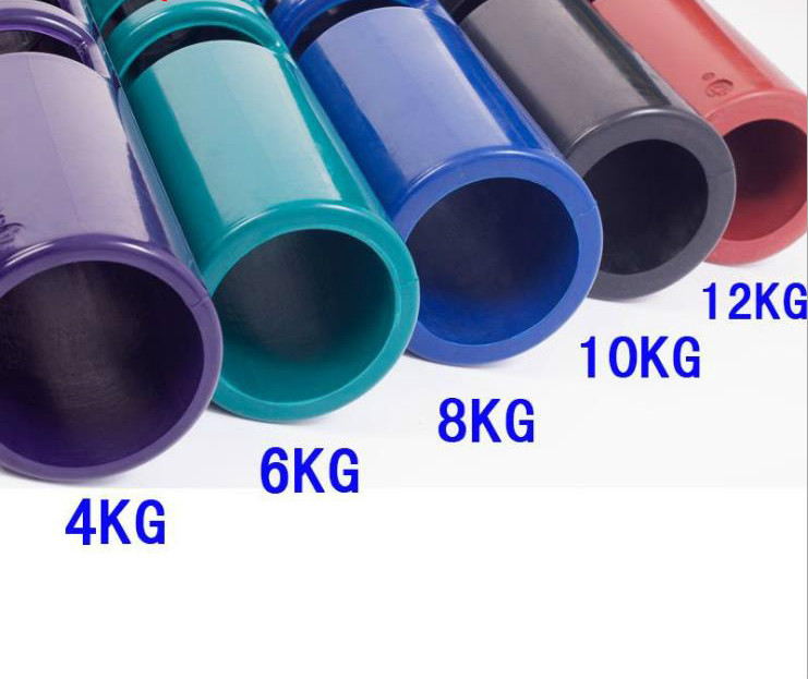 Vipr Functional Training Barrel Body building Rubber Barrel Natural Weight Bearing Fitness Training Gun Barrel in Integrated Fitness Equipments from Sports Entertainment