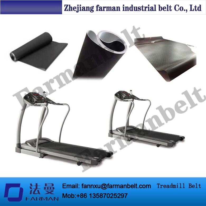 Treadmill Belt Ply: 1.5mm,1.8mm,2.3mm 2ply Diamond Pattern Low Noise Pvc