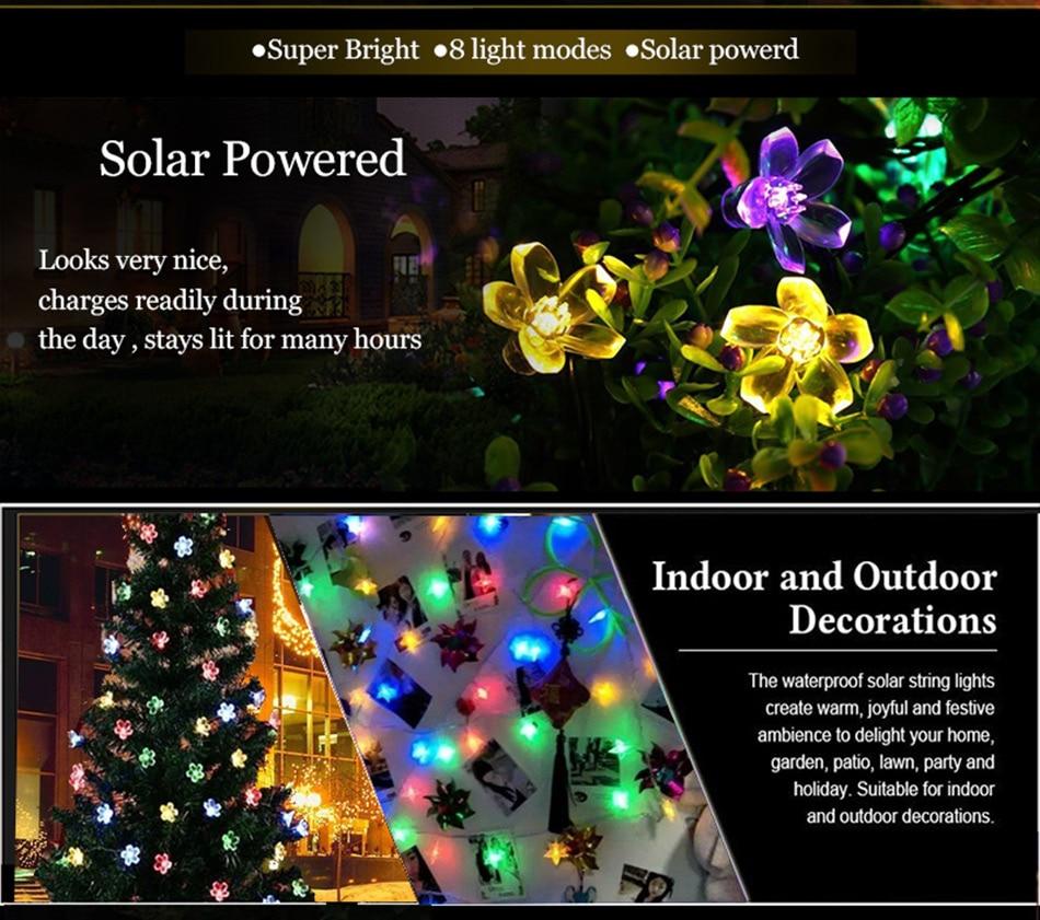 High Quality christmas solar