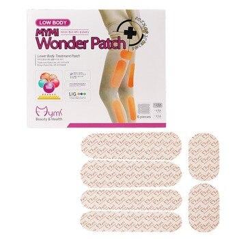 ZLROWR Burn Fat Low Body Lose Weight Mymi Wonder Patch Slim Treatment Korea Cosmetics 1