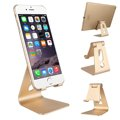 270 degree Rotatable Aluminum Alloy Desktop Holder Table Stand for iPhone Tablets Free Shipping