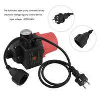 JSK-2 Professional Pump Pressure Control Switch Electronic Water Pump Switch Automatic Water Pump Pressure Controller EU Plug