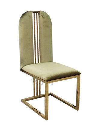 Stainless steel dining chair modern leisure metal dining chair fashionable family flannelette dining chair .