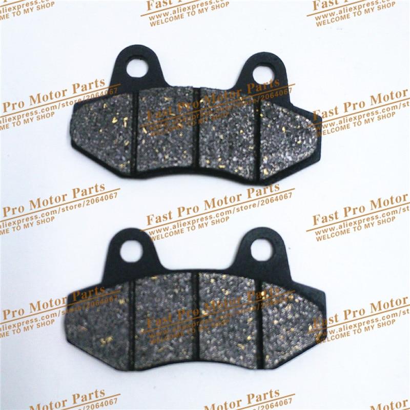 Disc Brake Pads 2pc/pair Fit To Pit Pro GPX Kayo BSE IRBIS 110cc To 250cc Dirt Pit Bike Brake System Parts многофункциональный деревообрабатывающий станок кратон wm multi 05