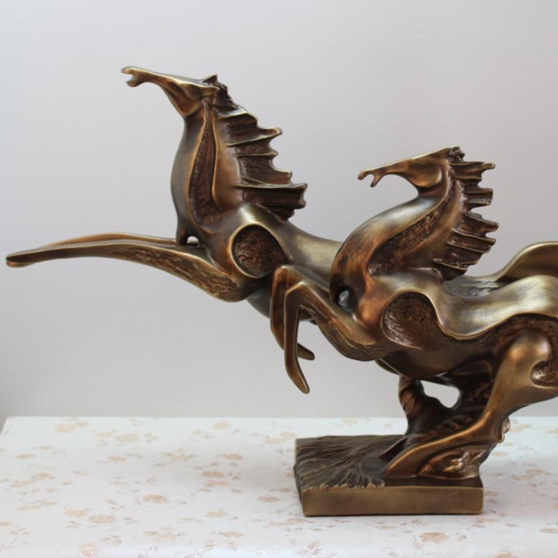 popular flying horse sculpture-buy cheap flying horse sculpture