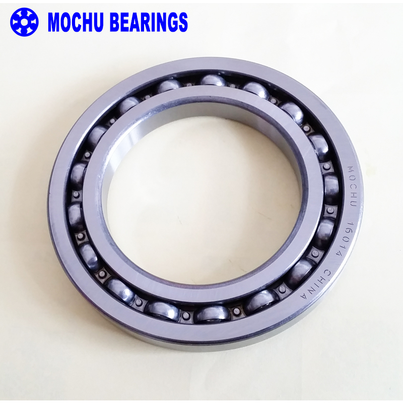 Free shipping 1pcs Bearing 16014 70x110x13 For DIY BQ 3D Ciclop Scanner Printer Rotative Bearing MOCHU Deep Groove Ball Bearings free shiping ciclop diy 3d three dimensional scanner adapter plate precision machine parts for 3d printer parts