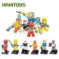 Robots Transformar Serie ET Muñeca Bloque de Ladrillos de Juguete Figuras de Regalo De Navidad Para Niños Educativos Espaciar Compatible # BLR007