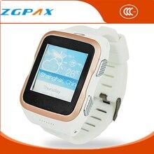 Neue ZGPAX S83 Smartwatch Android 5.1 Armbanduhr Handy Smartwatch Andriod 2016 Sim-karte Kamera Frauen mujer Wetter Uhren