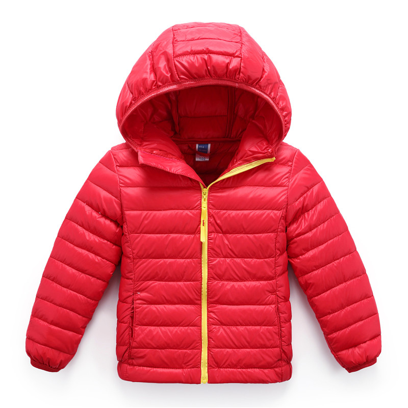2017 Children Down Parkas Kids Jacket Winter Thick Warm Boys Girls Outwear Jackets Hooded Children Kids Fashion Boys Coats casual 2016 winter jacket for boys warm jackets coats outerwears thick hooded down cotton jackets for children boy winter parkas