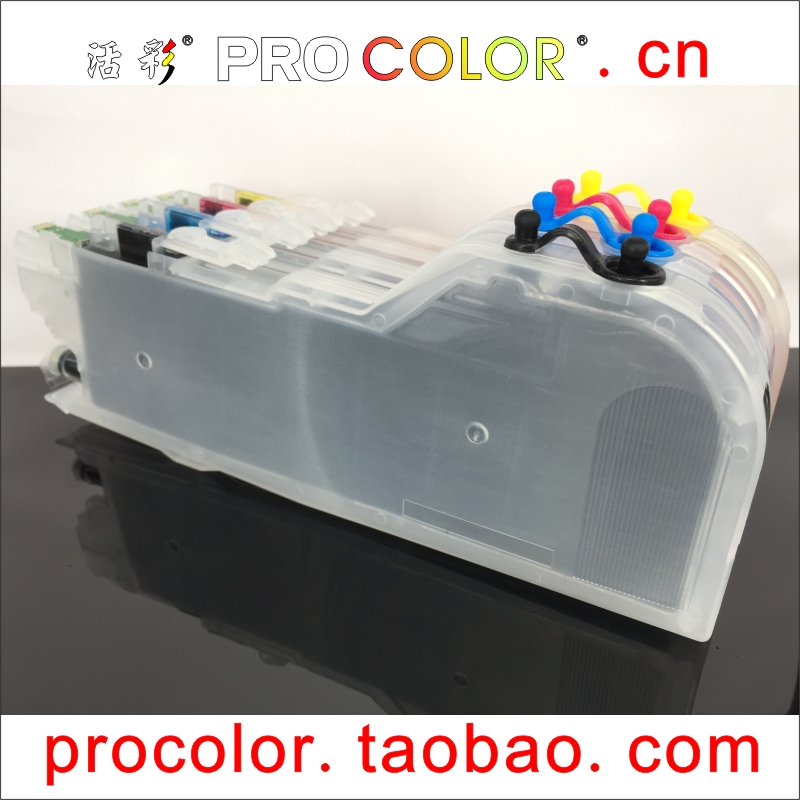 Full Long refillable ink cartridge LC 3619XL 3617 3619 XL for BROTHER MFCJ2330DW MFCJ2730DW MFCJ3530DW MFCJ3930DW