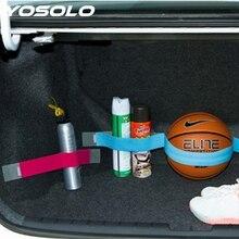 Yosolo ремень багажник автомобиля, Организатор 80 см автомобилей Салонные аксессуары Средства ухода для автомобиля фиксированной SUNDRY автомобиль-Стайлинг организаторы