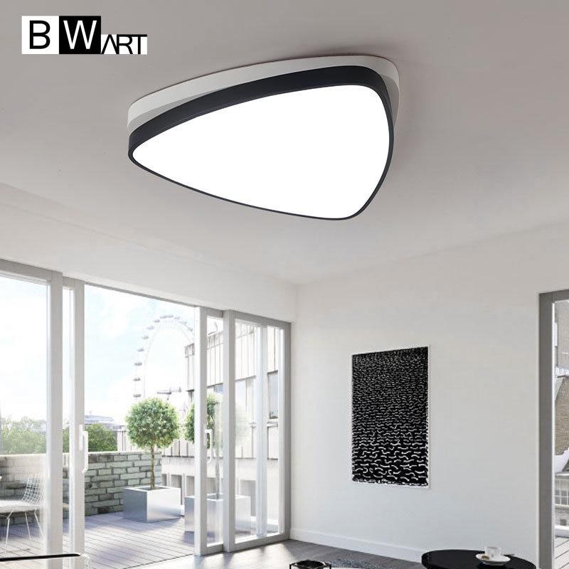 Licht & Beleuchtung Bwart Moderne Neue Design Led Deckenleuchten Für Schlafzimmer Wohnzimmer Innenbeleuchtung Deckenleuchte Leuchte Fernbedienung Dimmbare Deckenleuchten & Lüfter