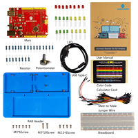 SunFounder Ultimate Starter Kit For Arduino Uno R3 Mega 2560 With Detailed Manual For Beginner