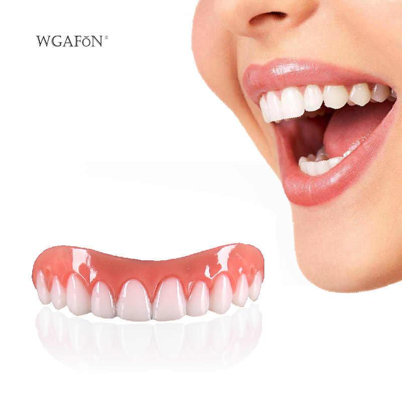 Detail Feedback Questions About Wgafon Silicone Simulated Teeth
