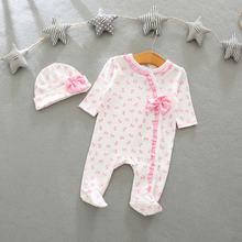 Детская одежда Одежда для маленьких девочек от 0 до 3 месяцев
