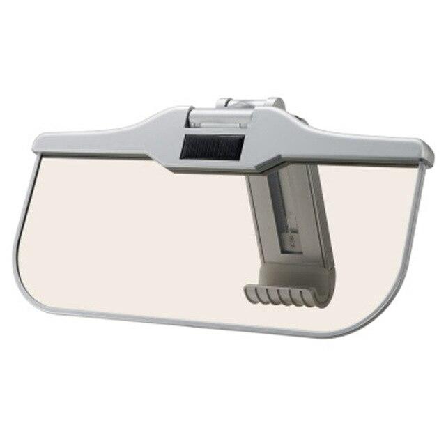 Intelligent Smart LCD Dimmer Solar Car Sun Visor Sunvisor Glasses Night Vision Interior Goggles Mirror Anti Dazzle Beam Dim UV