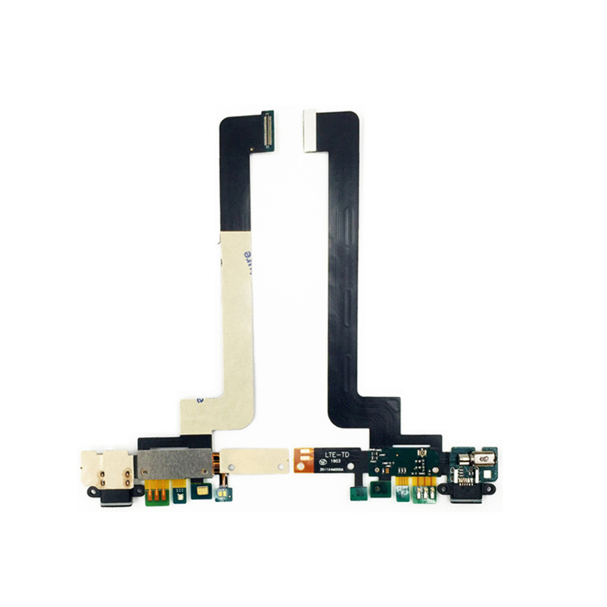 1PCS New For XiaoMi MI 4 M4 Mi4 Dock Connector Charger Charging Port Micro USB Dock Mic Microphone Flex Cable